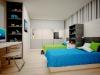 Dormitório crianças